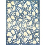 """Image of Hand Knotted Farahan Rug - 4'10"""" X 6'4"""""""