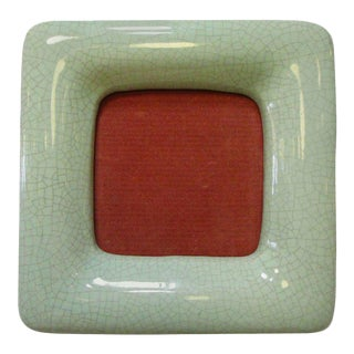 Mint Green Ceramic Picture Frame