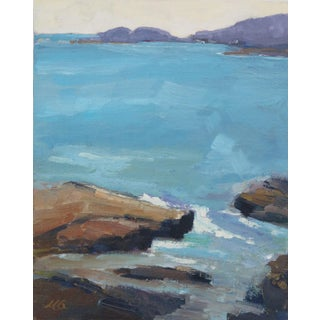 Maine III Painting