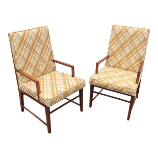Thomasville Founders Arm Chairs - A Pair