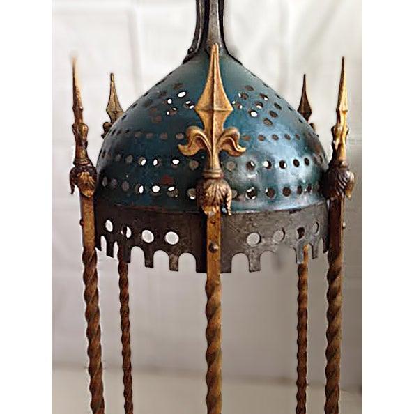 Rambusch Mediterranean-Style Lanterns - Set of 3 - Image 5 of 5