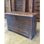 Image of Vintage Pitara Chest/Bar with Storage