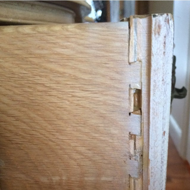 French Provincial Nightstand - Image 7 of 8