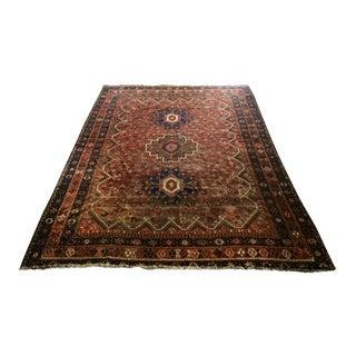 Vintage Persian Rug - 7′8″ × 10′2″