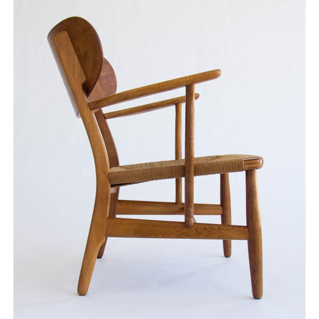 Hans Wegner Occasional Chair - Image 8 of 9