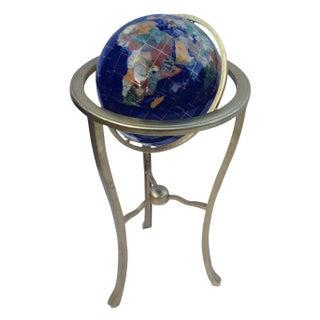 Precious Stone Globe