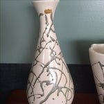 Image of 1960's Royal Haegar Vase Set