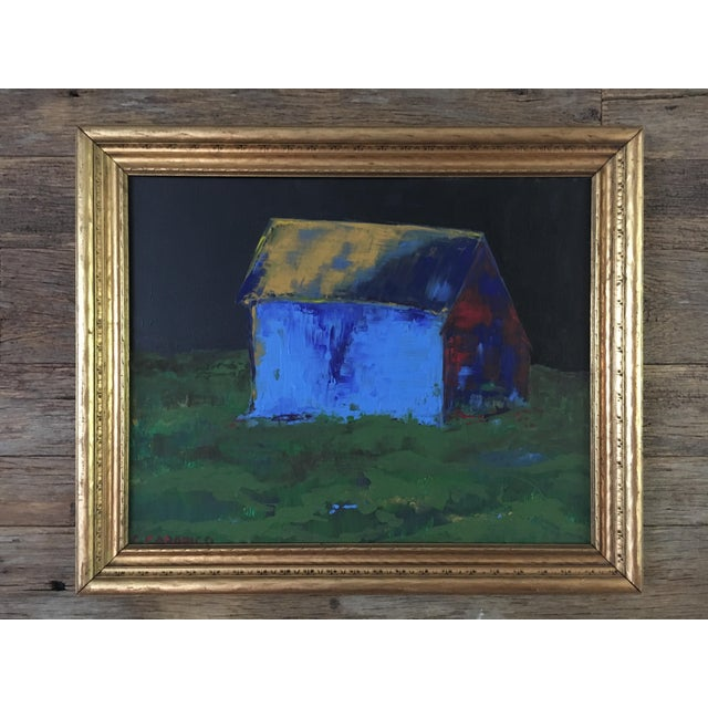 Shed Biloxi Mississippi Acrylic Painting - Image 2 of 7