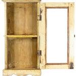 Image of Tuscan Sun Showcase Wall Cabinet