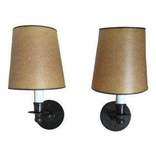Anne-Morris Wall Sconces - A Pair
