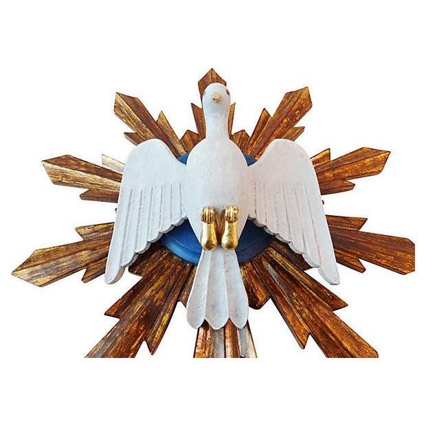 Wooden Dove Sunburst - Image 4 of 7