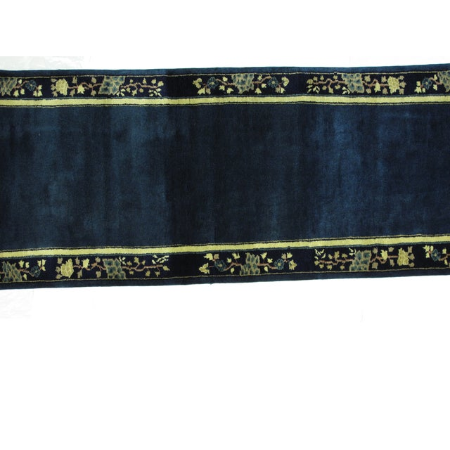 """Art Deco Style Chinese Runner - 8' X 2'8"""" - Image 2 of 4"""