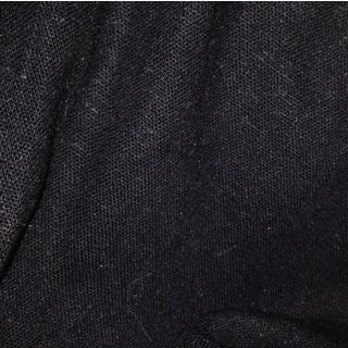 Kravet Couture Black Linen Fabric - 10 Yards