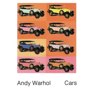 Andy Warhol-Mercedes Typ 400 (1925)-1989 Poster