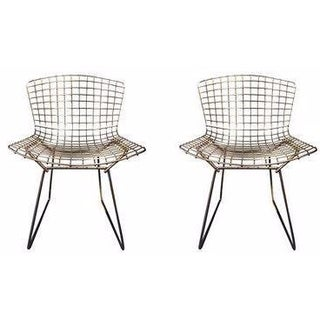 Knoll Bertoia Side Chairs - A Pair