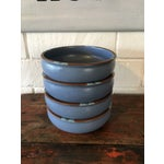 Image of Dansk Mesa Blue Cereal Bowls - Set of 4