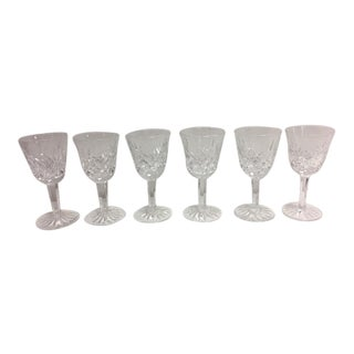 Waterford Lismore Cordial Glasses - Set of 6