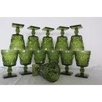Image of Green Goblets - Set of 12