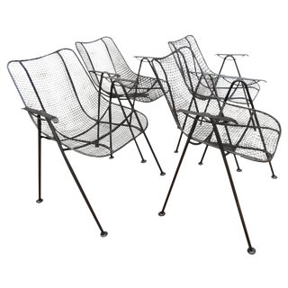Russell Woodard Sculptura Dining Chairs -Set of 4