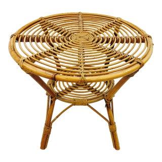 Vintage Franco Albini Side Table