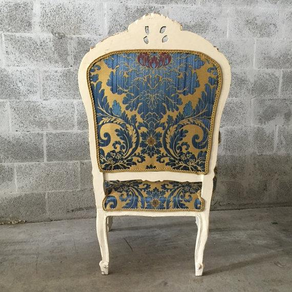 Antique French Louis XVI Style Chair - Image 5 of 5