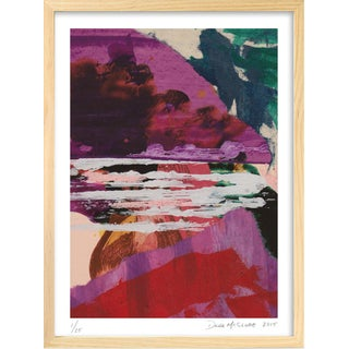 Print of Abstract Painting - Palimpsest #3