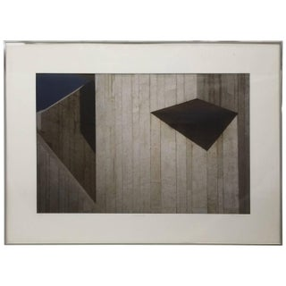 Bleviss Vintage Abstract Architectural Photograph