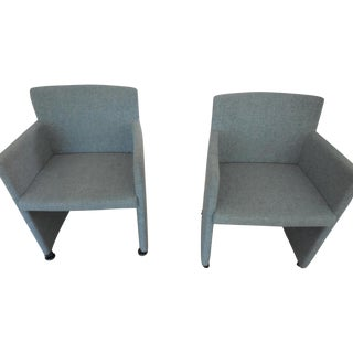 Cappellini Supersoft Armchairs - Pair