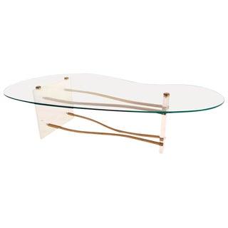 Charles Hollis Jones Style Mid-Century Coffee Table