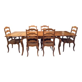 Country French Dining Set