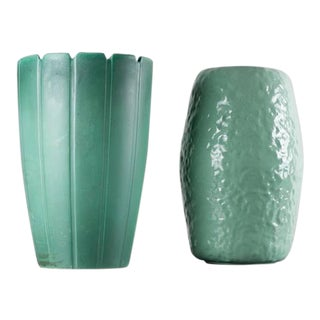 Ceramic Vase by Giovanni Gariboldi for San Cristoforo - Richard Ginori