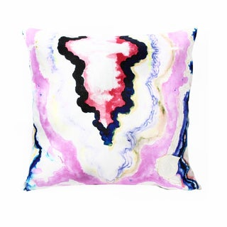 Hard Rock Agate Pillow