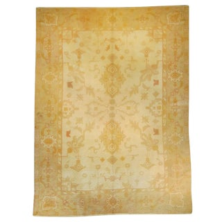 Early 20th Century Oushak Carpet