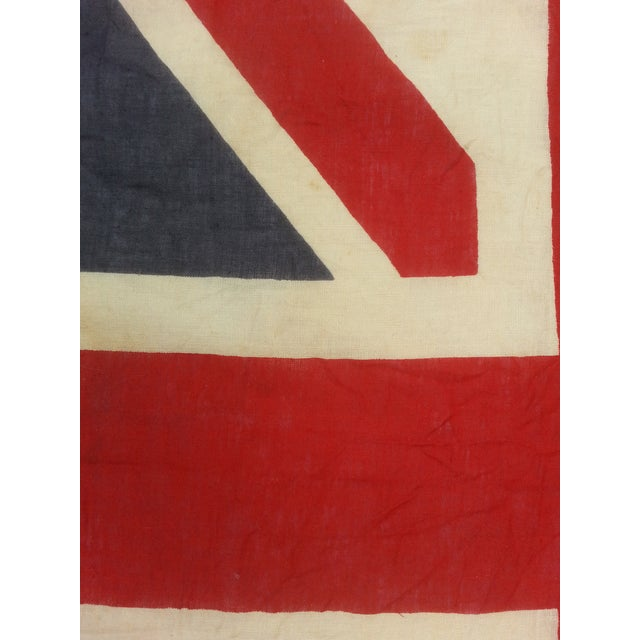 Image of 1930's Kings Coronation Flag