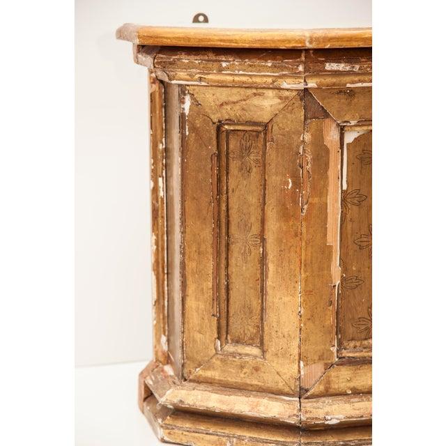 Italian Gilt Wood Brackets - A Pair - Image 4 of 6