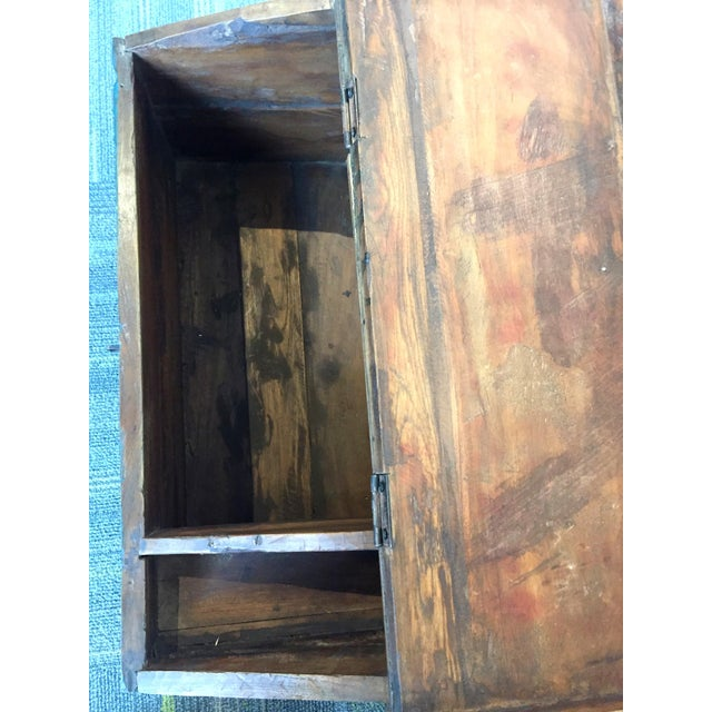 Antique Child's School Desk Box - Image 5 of 7