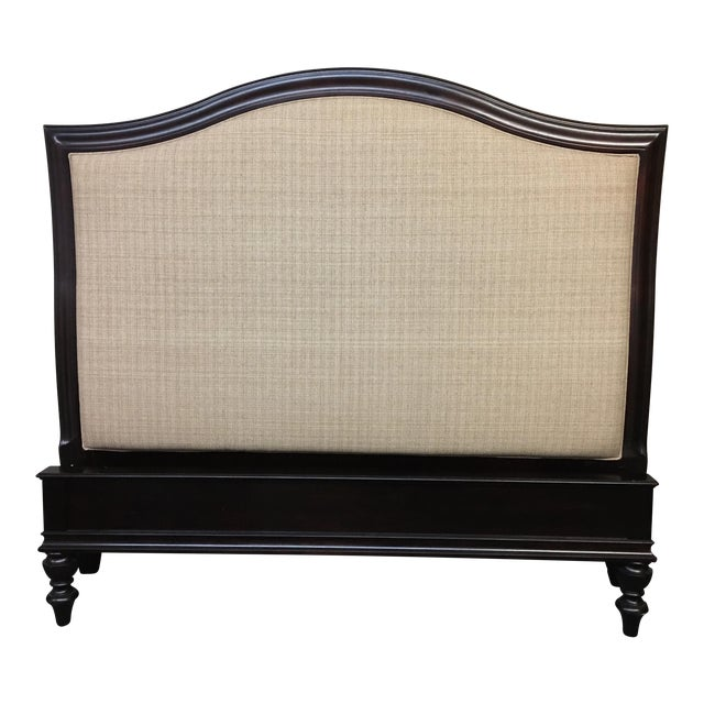 Image of Haverty Queen Size Bedframe