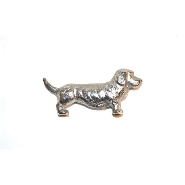 Bassett Hound Knife Rests, France, Set of 4 - Image 8 of 10