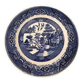 "Homer Laughlin ""Blue Willow"" Luncheon Plate"