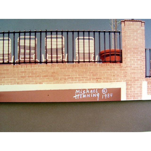 Urban Rooftop Photograph - Image 4 of 4