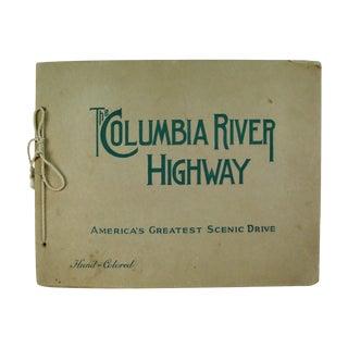 Columbia River Highway, 1920's Photo Album