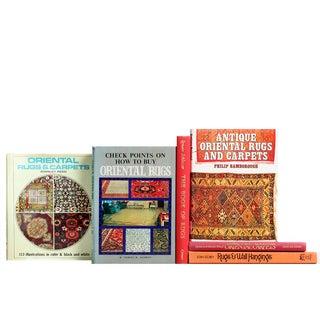 Oriental Rug Books - S/6