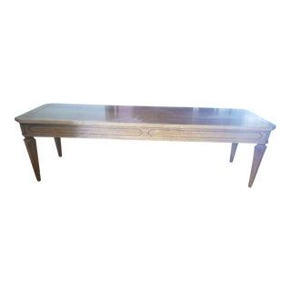 Vintage Thomasville French Coffee Table