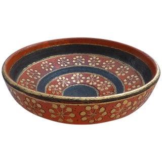 Aldo Londi for Bitossi Italy 1950's Pottery Bowl