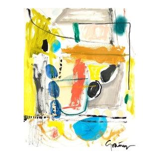 Lesley Grainger 'Empath' Original Abstract Painting