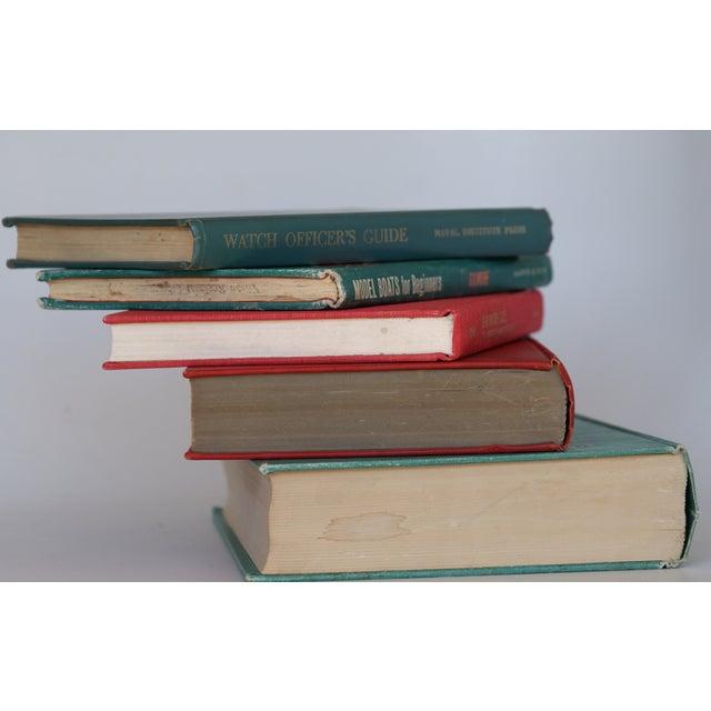 Vintage Nautical Books - Set of 5 - Image 6 of 7