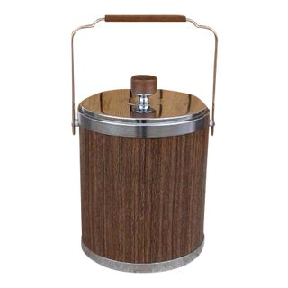 Kromex Mid-Century Ice Bucket