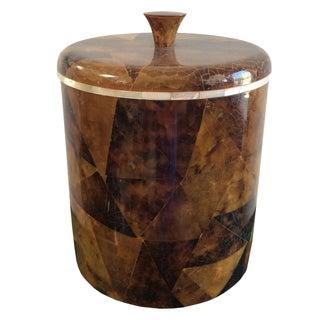 Vintage Pen Shell Ice Bucket
