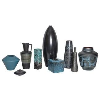 Collection of Mid-Century Ceramics