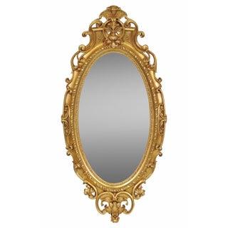 19th C. American Gilt Mirror